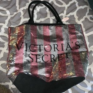 large VS bag
